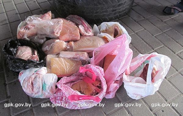 Белоруска может лишиться Opel за контрабанду 20 кг сала из Украины