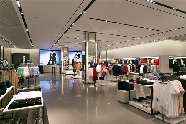 Zara открывает в Минске магазин площадью 4000 квадратных метров