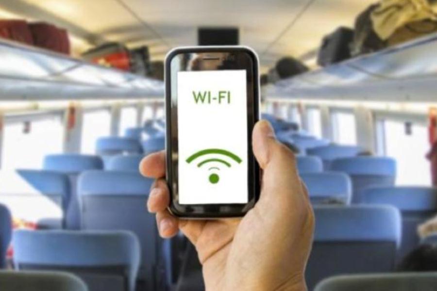 В поездах по маршруту Минск – Лида появился бесплатный Интернет
