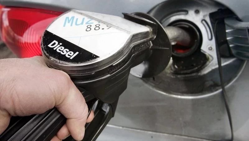 С 27 апреля изменяется розничная цена на дизельное топливо