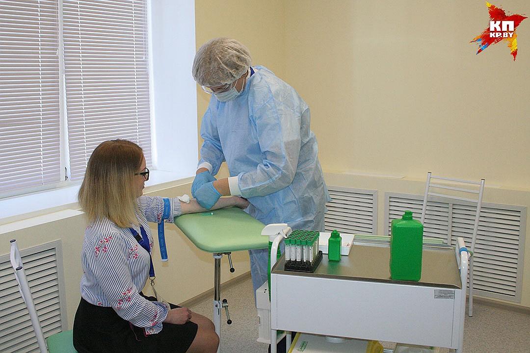 В Минске испытывают лекарства на добровольцах за вознаграждение в 500 рублей