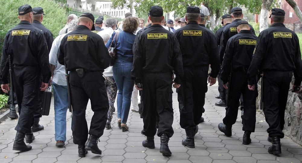 В Беларуси на 10% сократили численность милиции