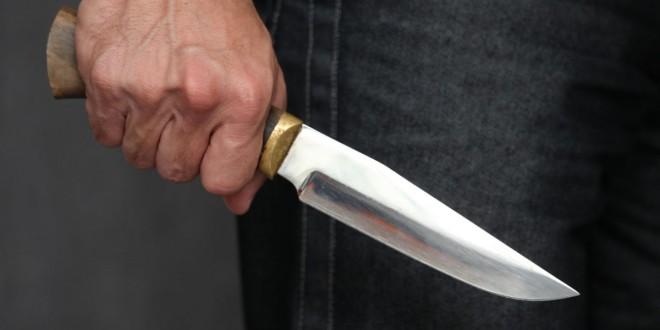 В Гродно милиция задержала парня, который ударил друга ножом в живот и сбежал