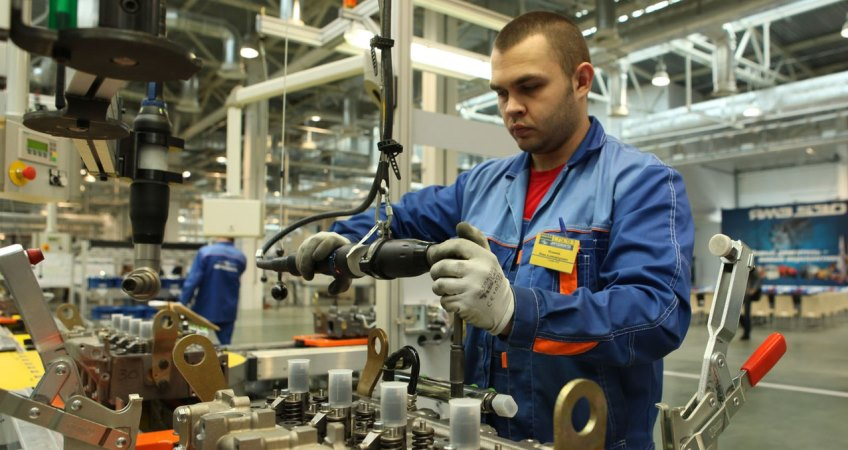 В Беларуси не хватает 83 тысячи работников