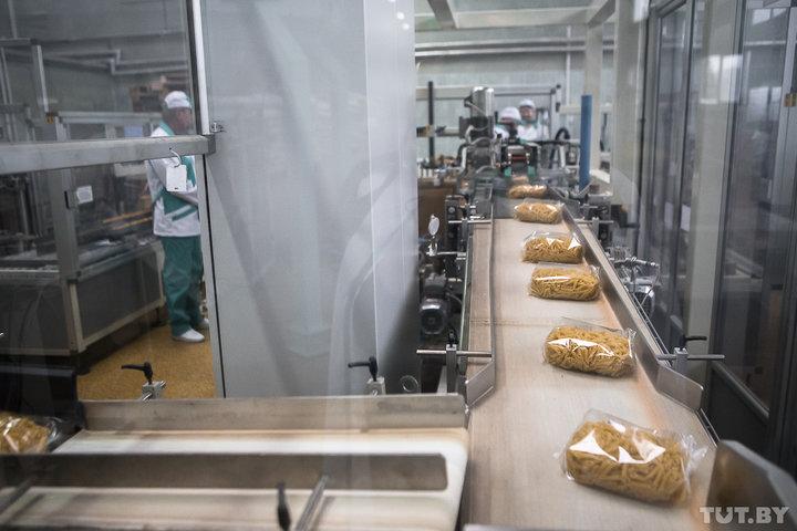 В Лиде делают макароны для тех, кто не хочет потолстеть