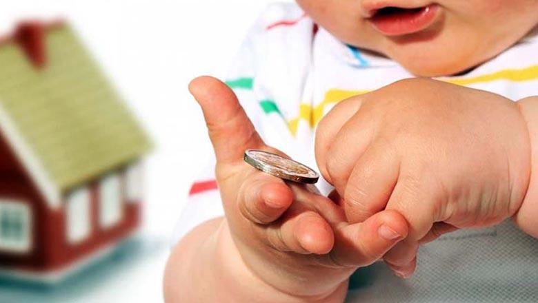 В Беларуси повышаются пособия на детей до трех лет