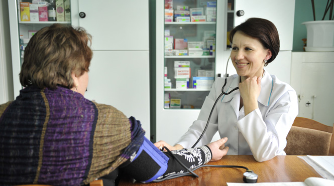 КГК предлагает белорусам оценить качество медуслуг