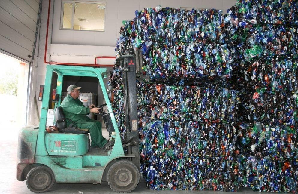 В Беларуси хотят построить завод по утилизации полиэтиленовых пакетов