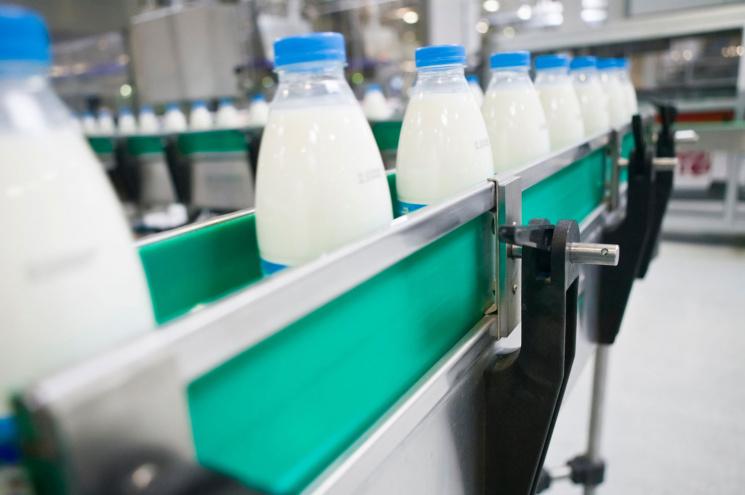 В Беларуси подняли цены на молоко