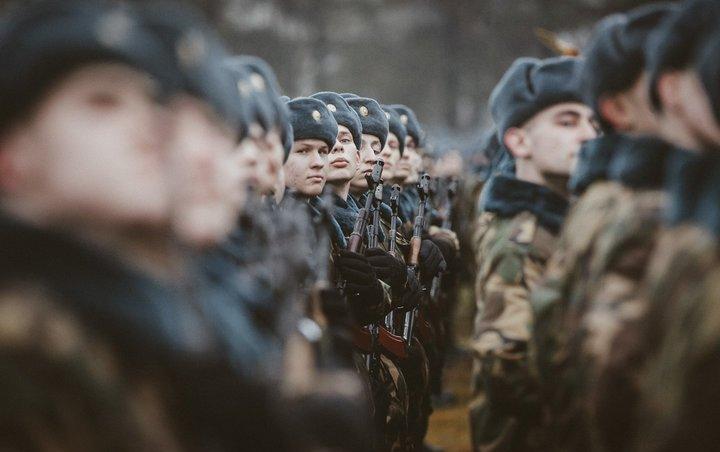 В Беларуси призывают офицеров запаса
