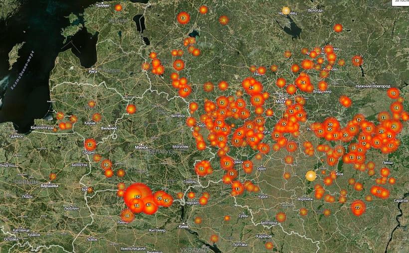 МЧС дало комментарий по ситуации с запахом гари в Минске