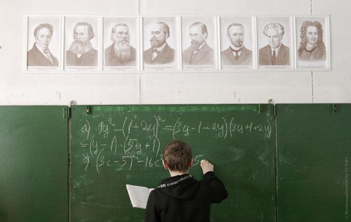 В Беларуси из учебного плана исчезло черчение