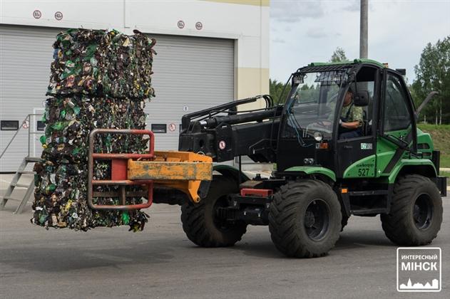 В Минске проведут модный показ на мусороперерабатывающем заводе