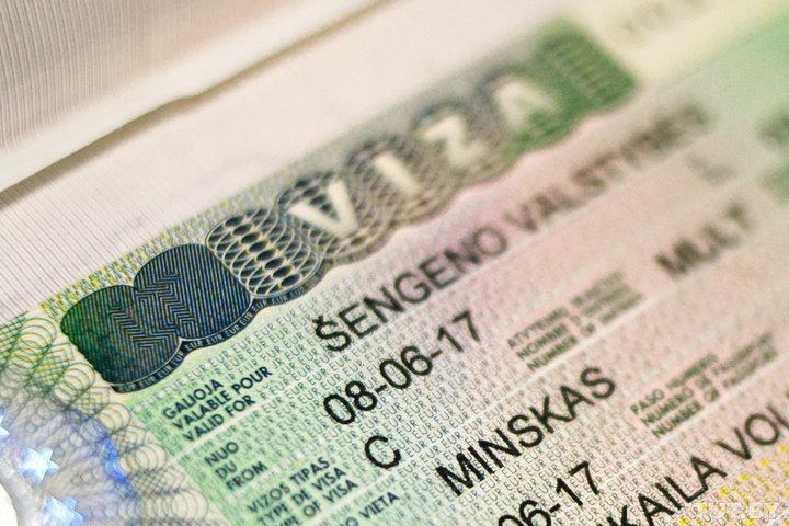 С 12 января 2020 года шенгенская виза подорожает до 80 евро