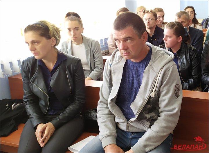 Суд начал рассмотрение дела о смерти учащегося лидского училища олимпийского резерва
