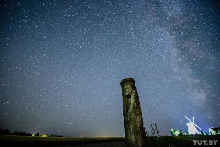 В Беларуси сегодня можно будет увидеть самый красивый звездопад года