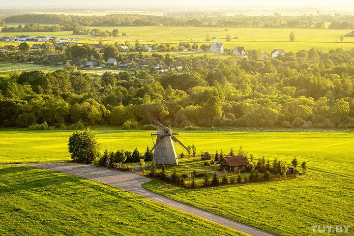 В Беларуси вместо шести областей хотят создать 18 округов