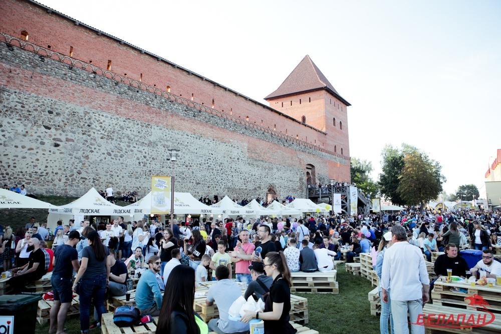 Lidbeer 2019: фудкорт на полгорода и концерт на семь часов