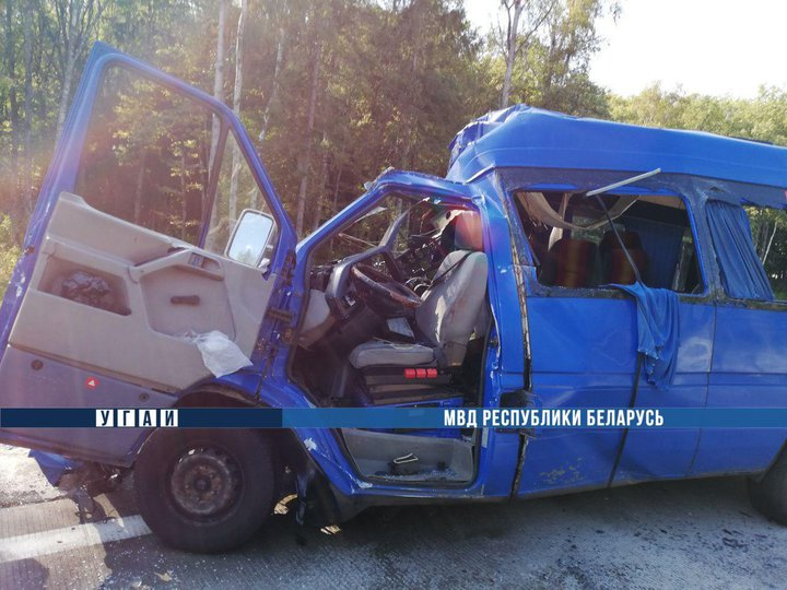 «За рулем должен был ехать другой». подробности смертельной аварии с маршруткой, которая ехала в сморгонь