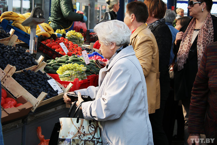 В Беларуси резко сократилось число работающих пенсионеров