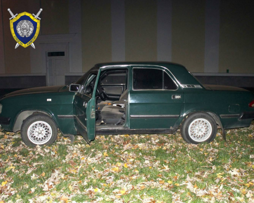 В Лиде пьяный работник угнал машину директора и поехал кататься