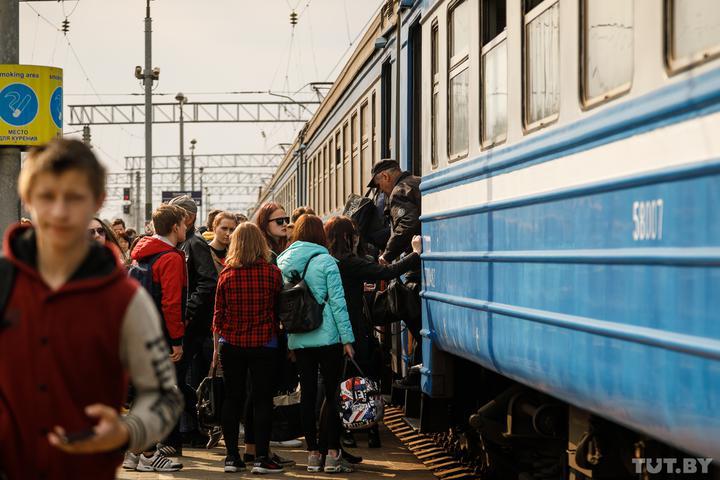 В Беларуси повышают стоимость проезда на железной дороге