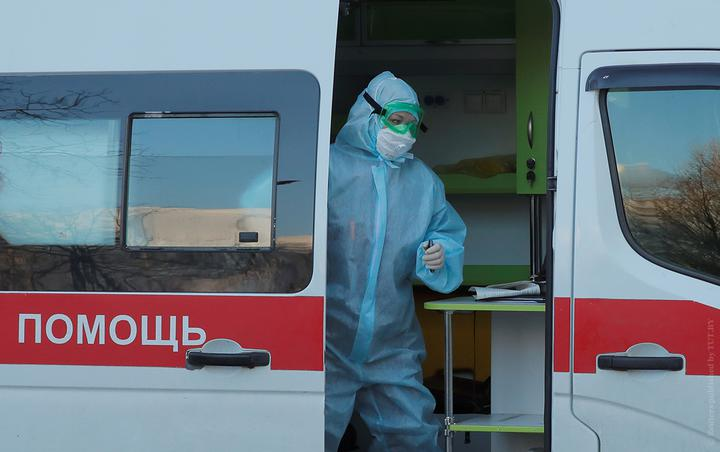 На 7 апреля в Беларуси зарегистрирован 861 случай коронавируса, умерло 13 человек