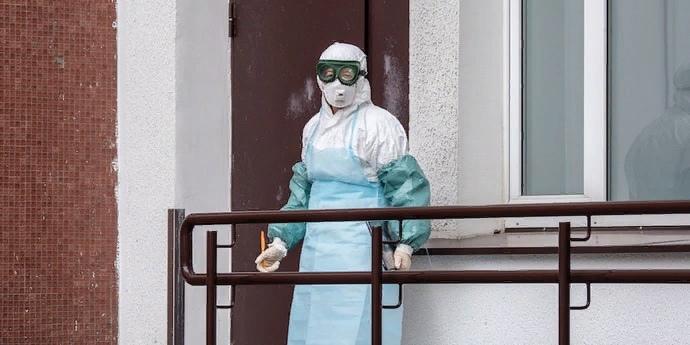 В Беларуси 1066 случаев коронавируса, на стационарном лечении находятся 976 пациентов