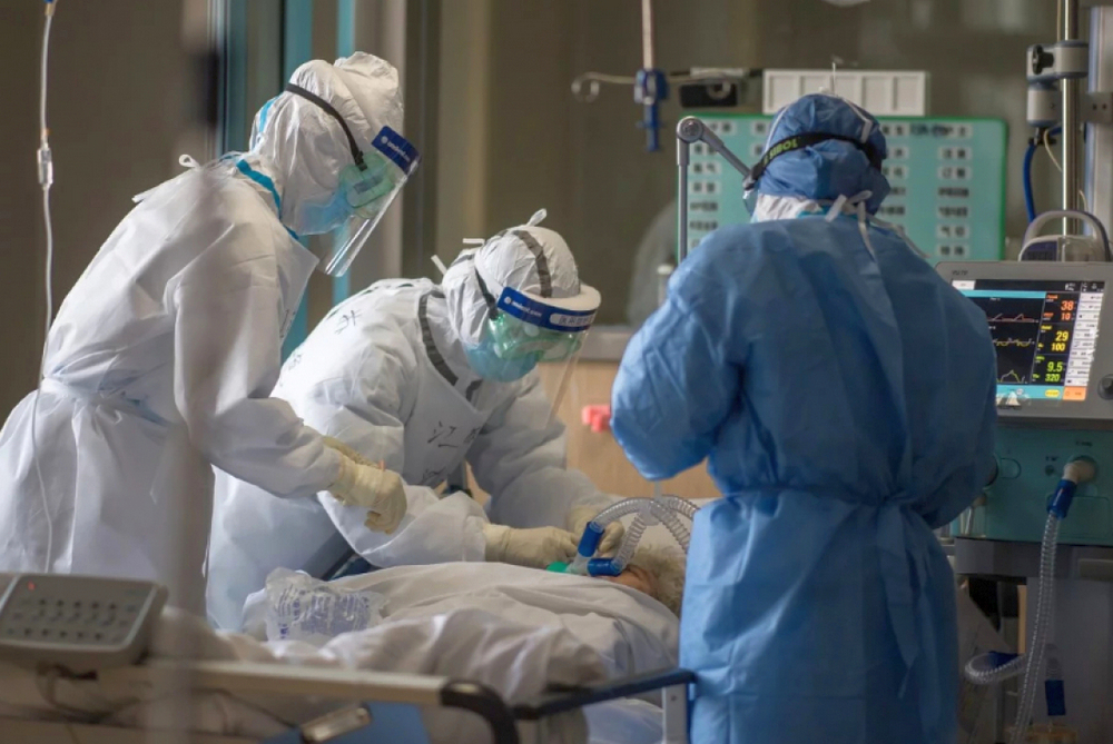 В Беларуси уже 1486 случаев коронавируса, 16 смертельных исходов