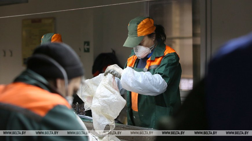 В Лидском районе к 2025 году запустят мусороперерабатывающий завод