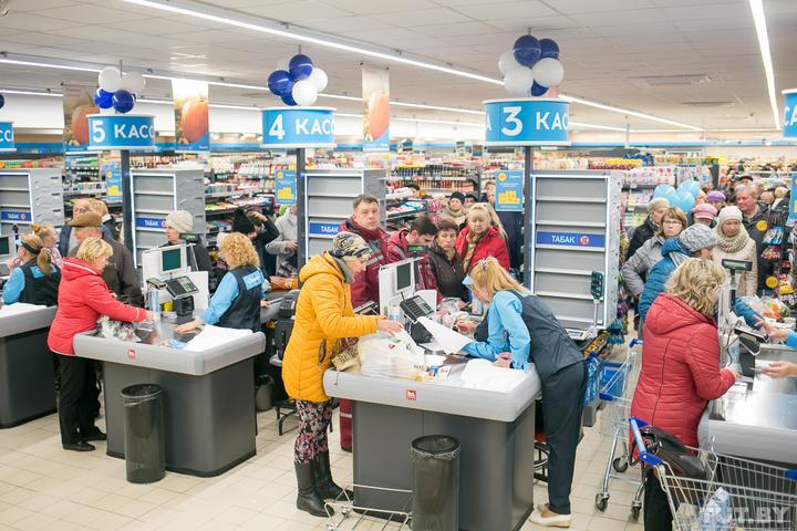ВБеларуси разогналась годовая инфляция