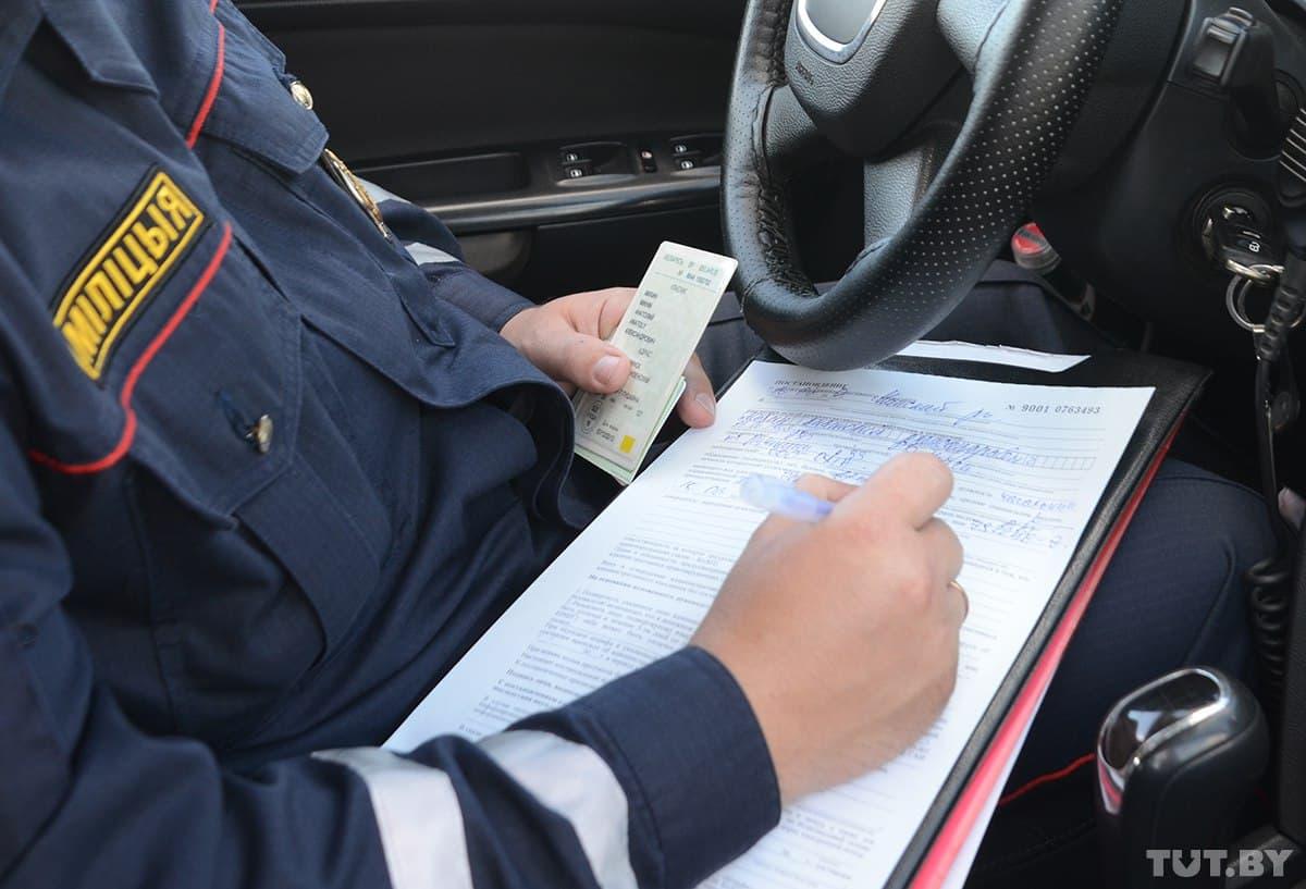 В Беларуси закон «О дорожном движении» принят в первом чтении
