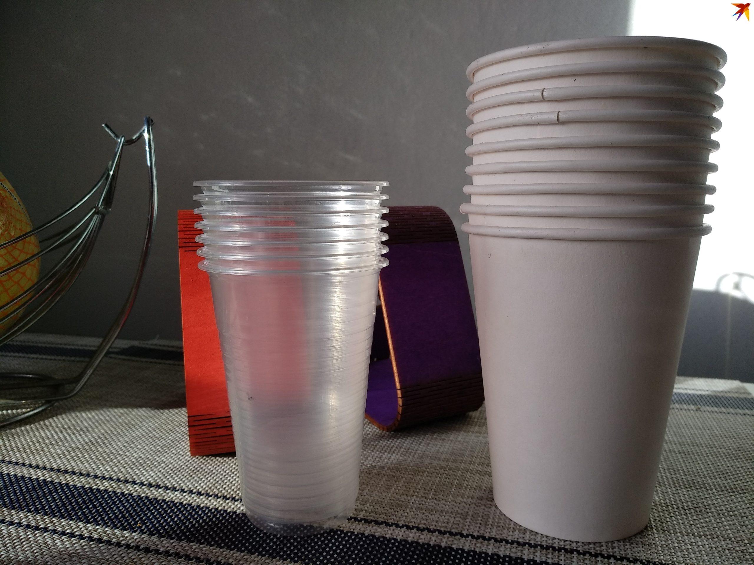 МАРТ увеличил количество пластика в общепите