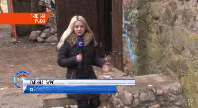 Бизнесмен реставрирует старинную водяную мельницу под Лидой