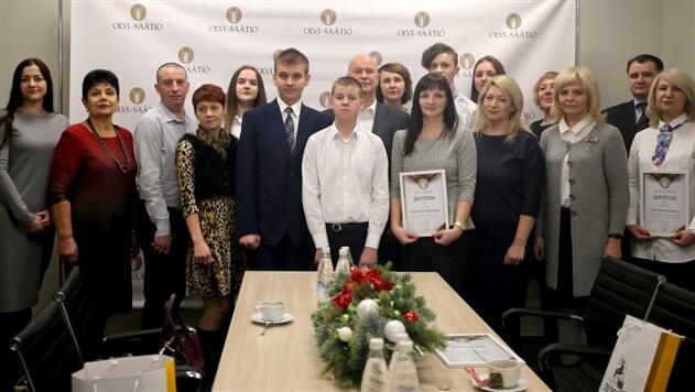 Финский фонд OLVI выделил стипендии по 1000 евро для белорусов