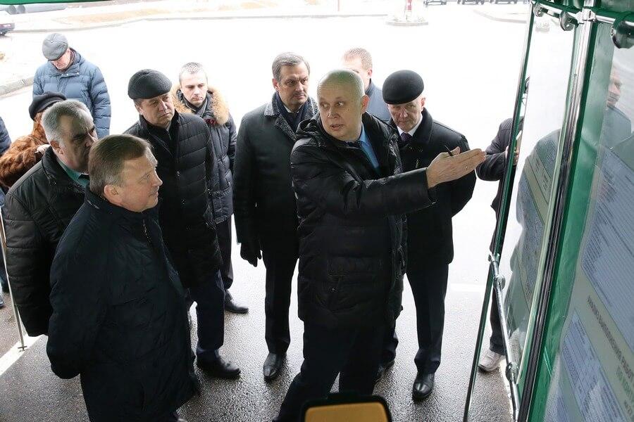 Премьер Беларуси сегодня посещает Лидский район