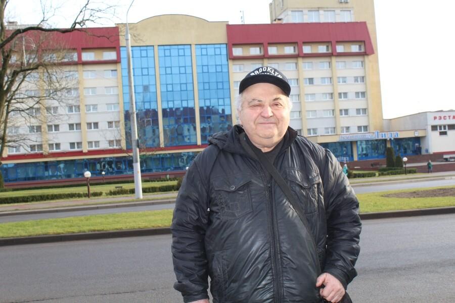 Путешественник из Каунаса побывал в Лиде и рассказал о том, что его связывает с ней
