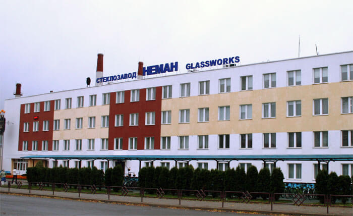 Модернизация стеклозавода «Неман» себя не оправдала