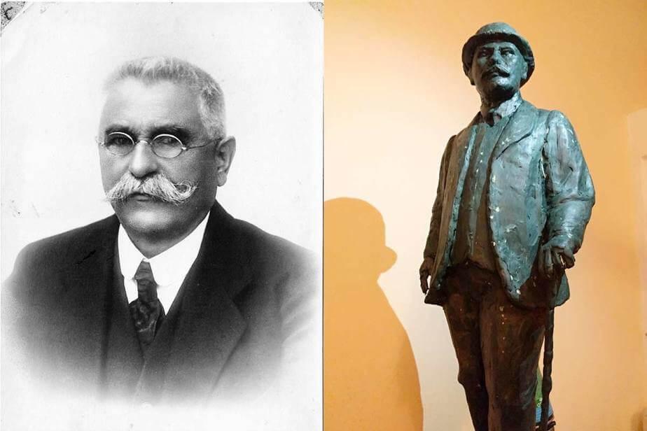 В Березовке установят памятник основателю стекольного завода