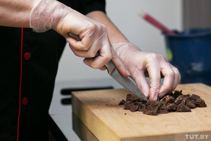 В Лиде первыми в Беларуси стали выпускать ремесленный шоколад