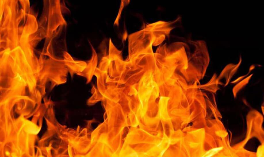 В Лидском районе в огне в частном доме погиб мужчина