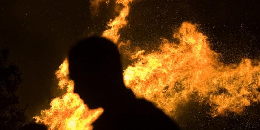 В Березовке парень обокрал дом и поджег вместе с хозяевами