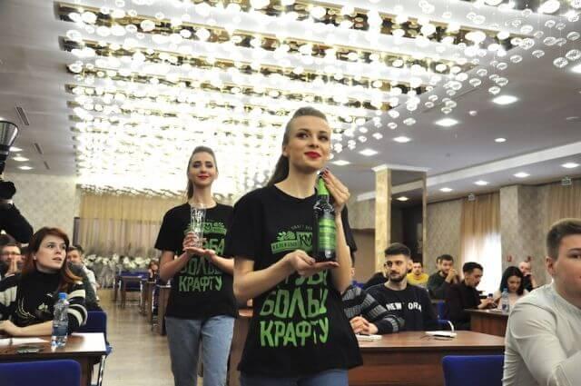 В Минске прошел полуфинал LIDSKAE BEER MASTER 2018