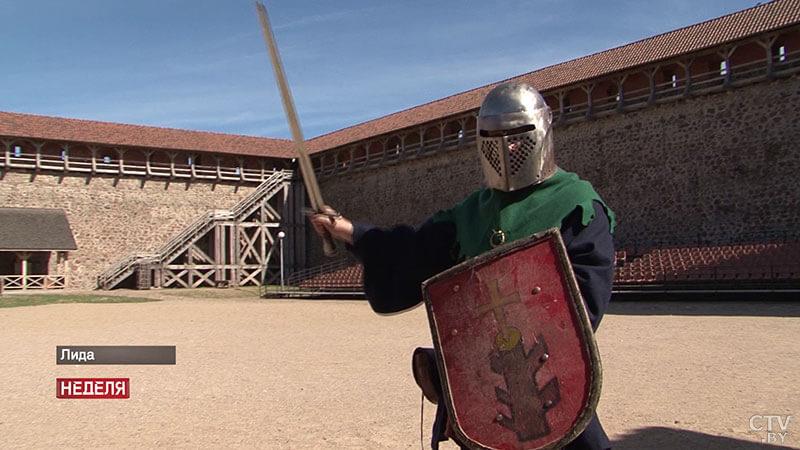 О чём расскажут и что покажут туристу в Лидском замке