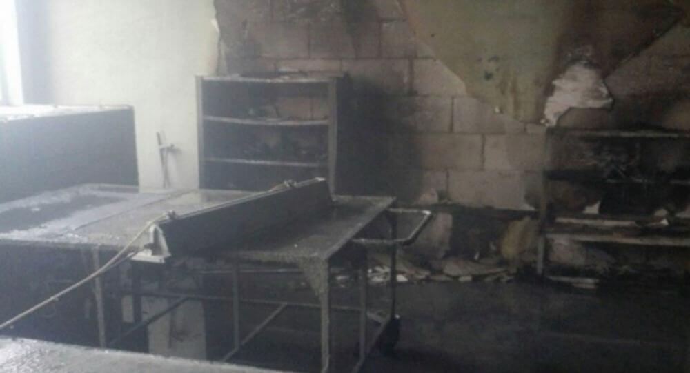 """В Лиде на заводе """"Неман"""" произошел пожар"""