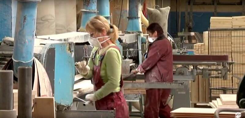 Перенос мебельного производства из Минска в Лиду спас местную фабрику