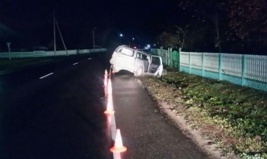 ГАИ оштрафовала водителя за ремень, а через полчаса он попал в ДТП / Фото: gaigrodno.by