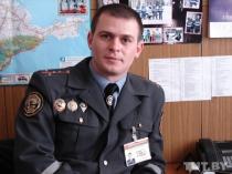 Евгений Дудко, начальник отделения агитации и пропаганды ГАИ Гродно и Гродненской области