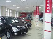 Новые автомобили из салона в Гродно популярностью не пользуются