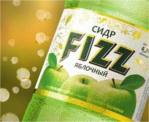 «Лидское пиво» обновило дизайн линейки сидров Fizz